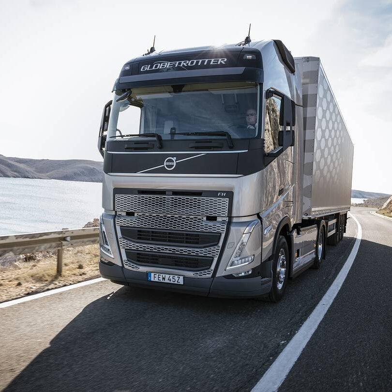Гидравлика на Volvo