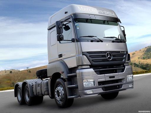 Гидравлика на тягач Mercedes Axor (Мерседес Аксор)