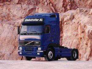 гидравлика на тягач вольво Volvo-FH-18