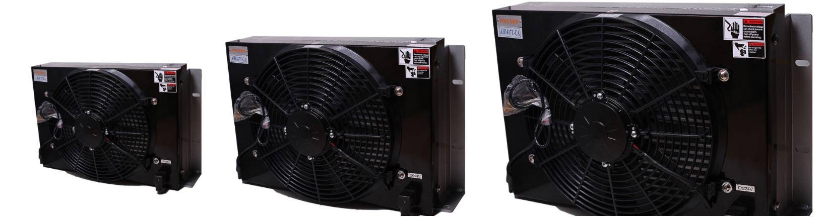 масляный радиатор Охладитель гидравлического масла (радиатор)