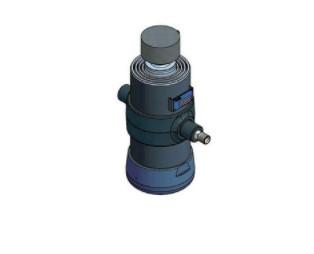 Подкузовной гидроцилиндр HYVA UMB 129-5-0980-K192